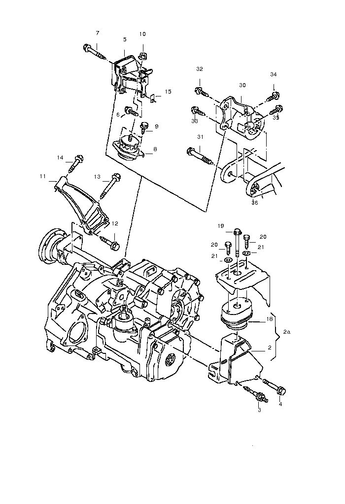 Andrew Clink - Transmission Securing Parts